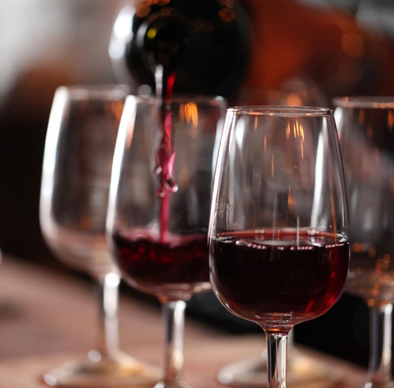 vin rouge alsace