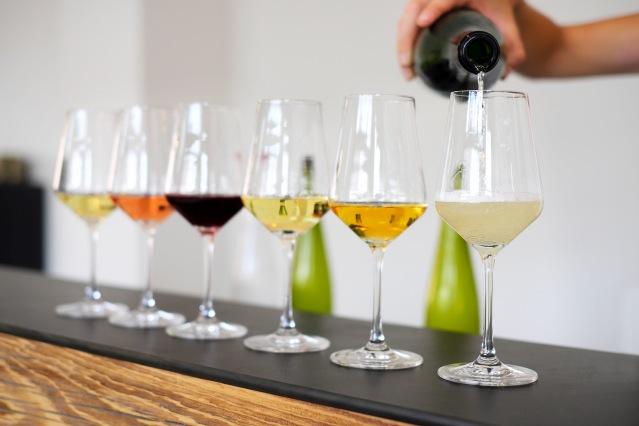 vins d'alsace de cépage